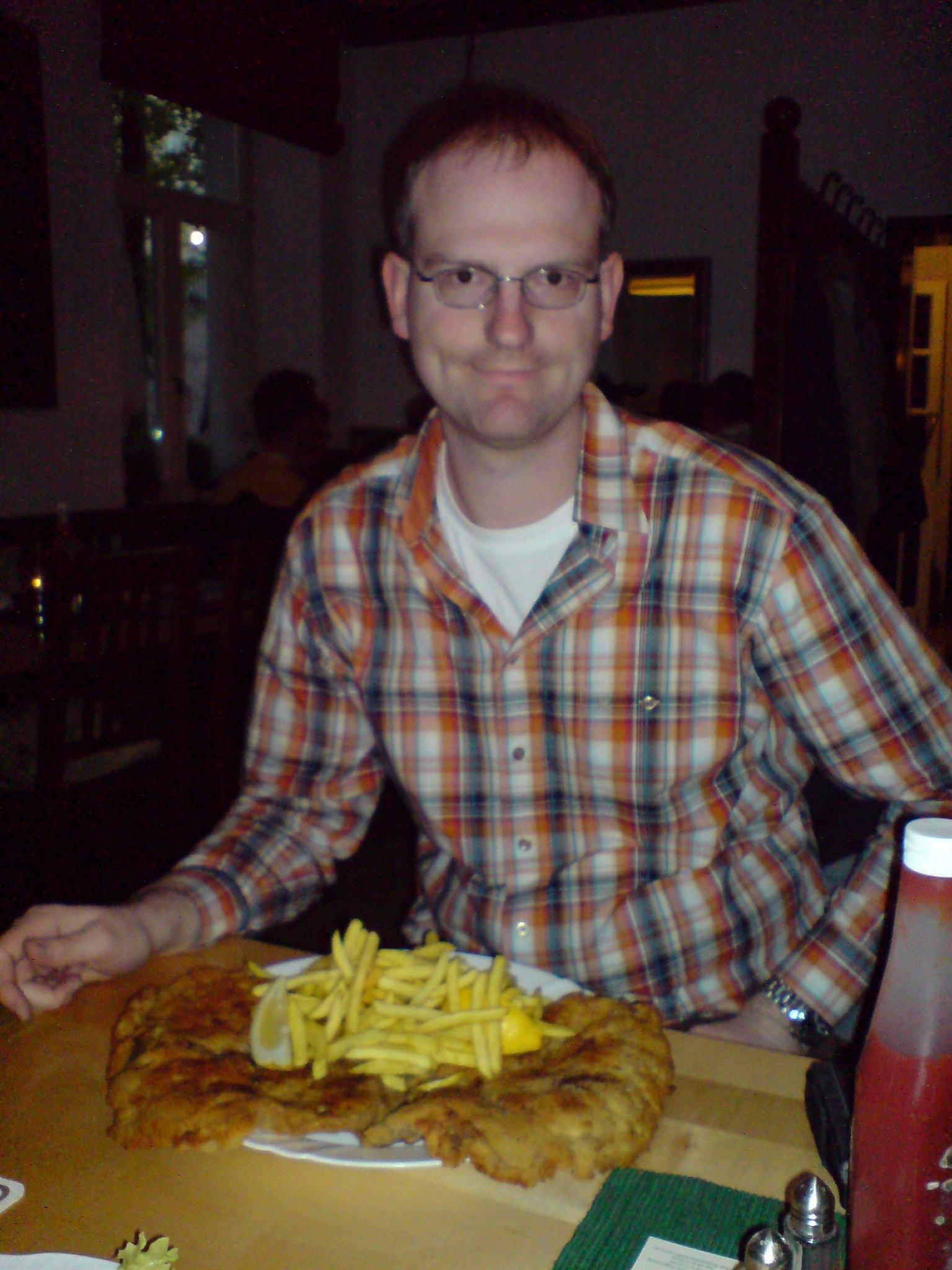 Große Schnitzel - Volkers BlogVolkers Blog