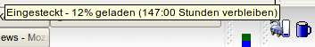 Noch 147 Stunden